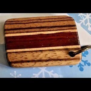 Craft Kerchain Accessories - New Craft  Keychain Beautiful Wood Men or Women